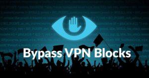 VPN绕过阻止