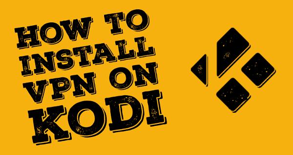安装VPN为Kodi在中国